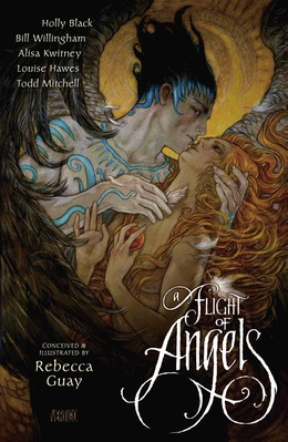 FLIGHT OF ANGELS Best Cover copy
